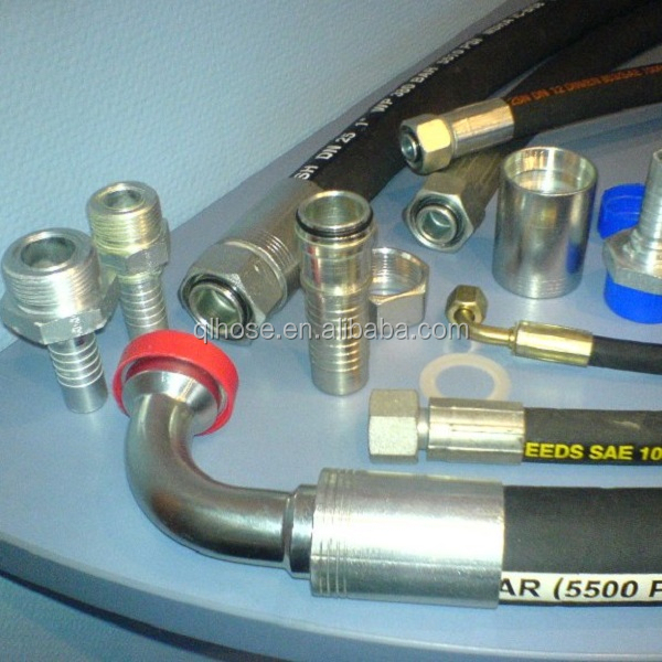 High Pressure Steel Wire Braided Hose & Flange Joint Braided ...