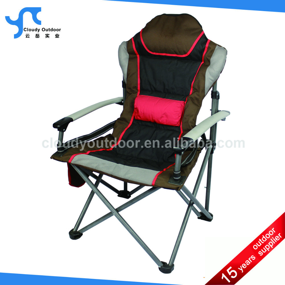 gepolsterte falt campingstuhl 150kg klappstuhl produkt id. Black Bedroom Furniture Sets. Home Design Ideas
