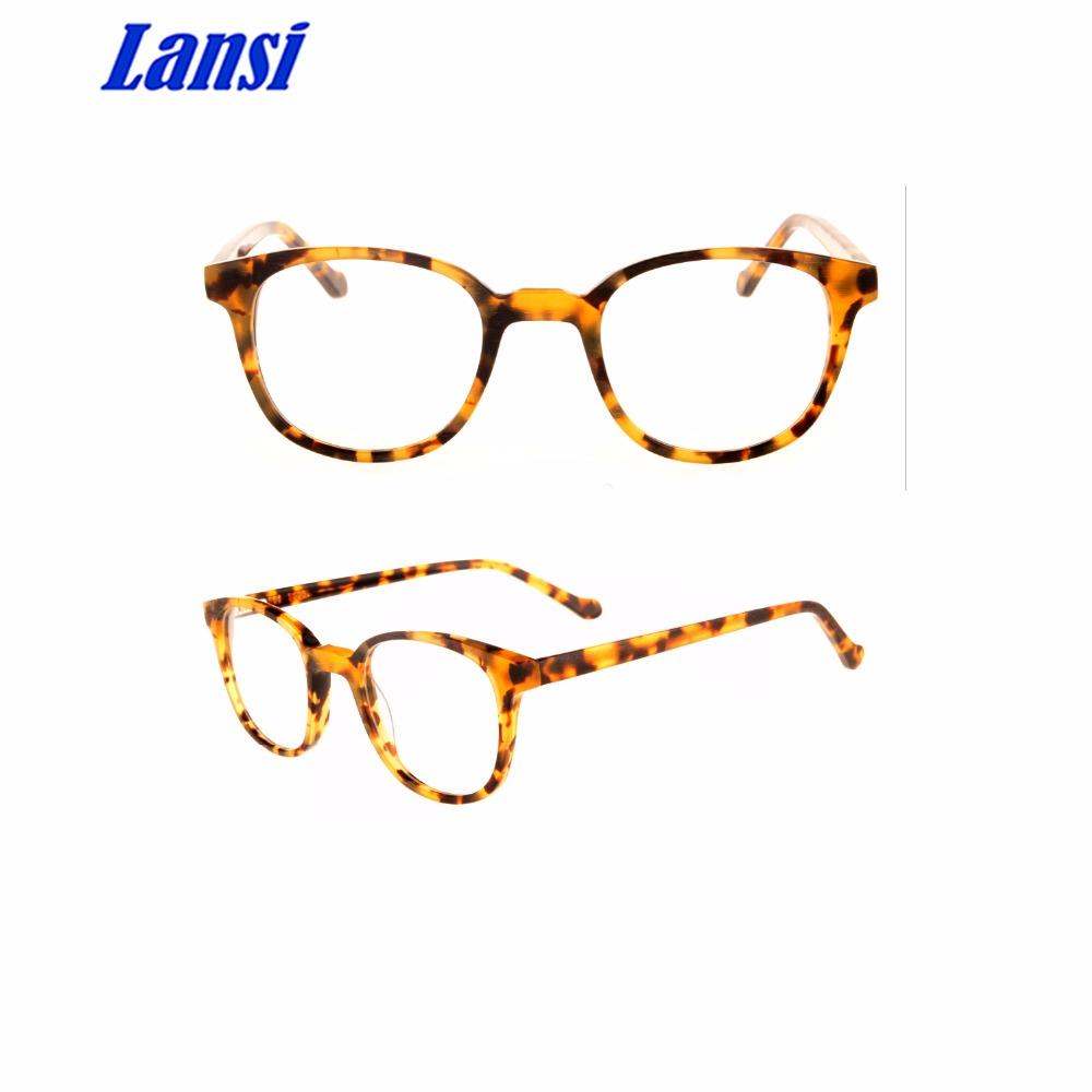 Großhandel brillengestell leopard Kaufen Sie die besten ...