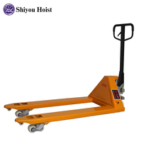 2.5 ton china handle high lift hydraulic hand pallet truck price