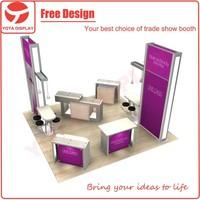 Yota portable & modular 6x6 exhibition Trade Show Display Booth