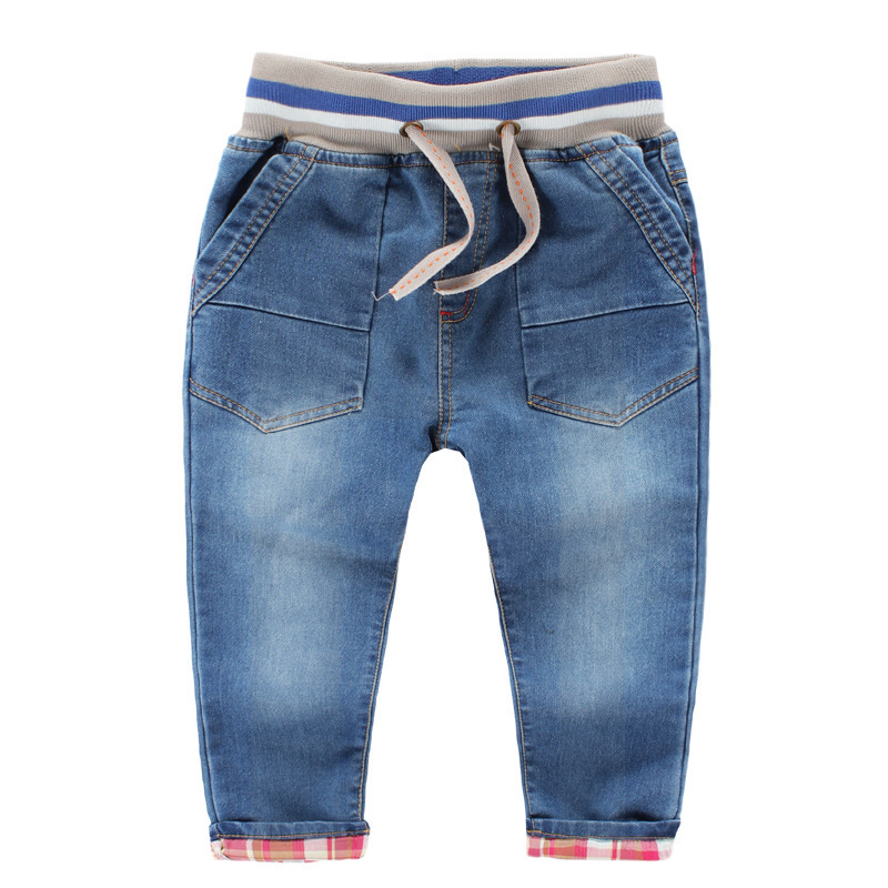 c5ff4f7fa01 Get Quotations · Vintage Elastic Cute Boys Jeans Hot Sale Lovely Bear Girls  Jeans Nice Gift Baby Boy Pants