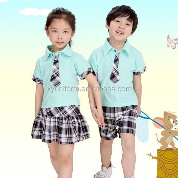 premium quality custom primary school uniform designs
