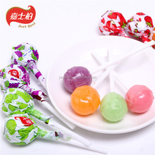 Korean jolly hard candy lolli pop