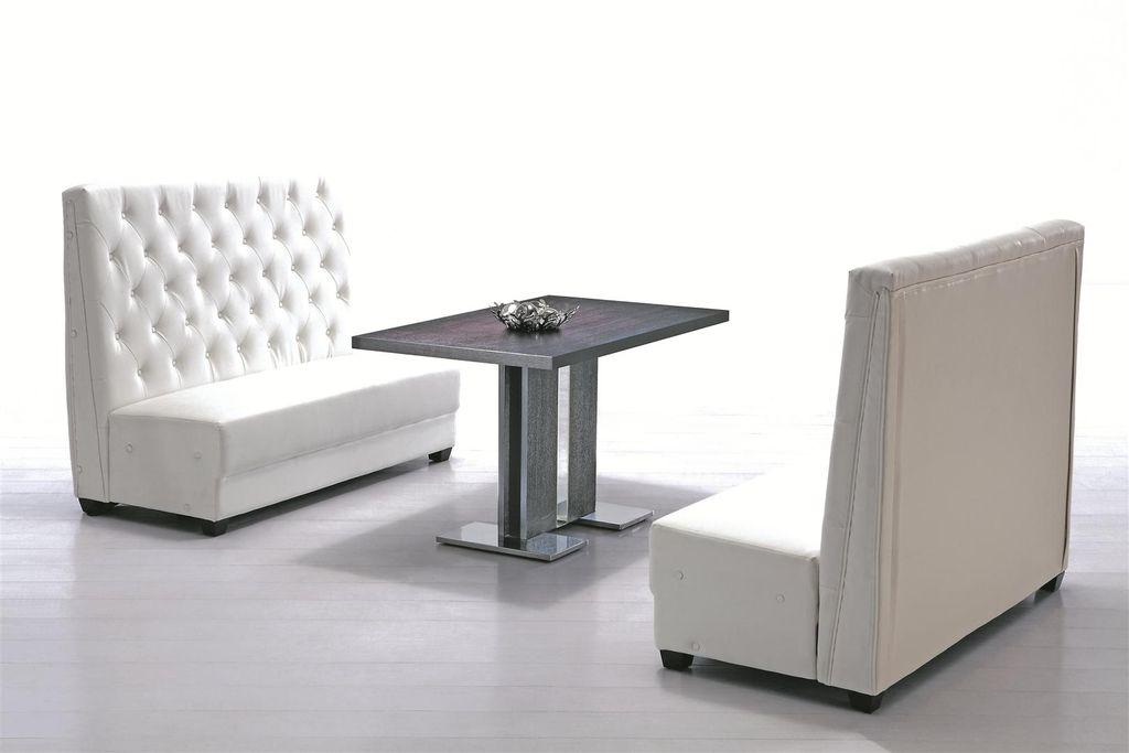Dining Booth Seating Set Modern Furniture Restaurant Fixed Sectional Sofa Diner Furiturebt3032