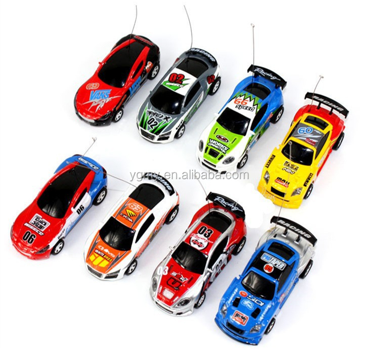 1 63 Coke Can Mini RC Car carro speed truck Radio Remote Control Micro carrinho de controle Electric Toy HOT