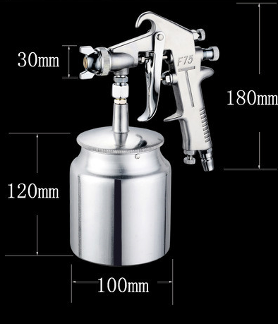 wholesale paint spray gun for wood furniture car spray paint gun f. Black Bedroom Furniture Sets. Home Design Ideas