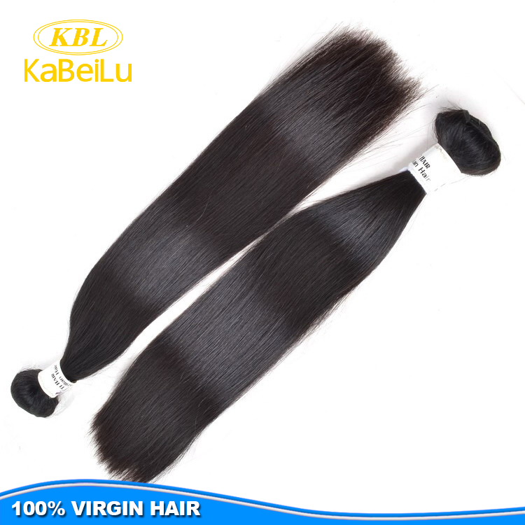 2018 High quality hair 100 human remy hair, straight grade 8a brazilian hair weaves, cheap real 100% natural hair extension