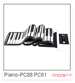 Bàn Phím Điện Tử Silicon Mềm Dẻo Đàn Piano Cầm Tay