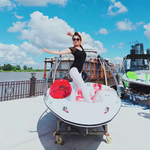 carbon fiber dashboard fiberglass frp speedboat small luxury yacht ski boat