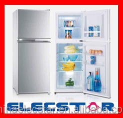 Double Door freezer for home use, home fridge, combi refrigerator