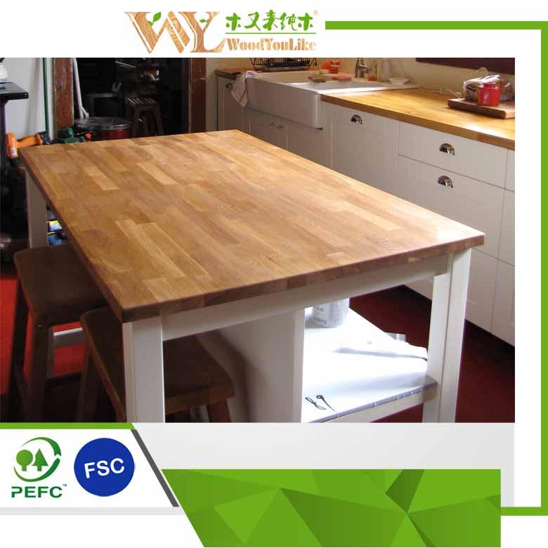 Venta al por mayor mesas redondas madera para cocina-Compre online ...