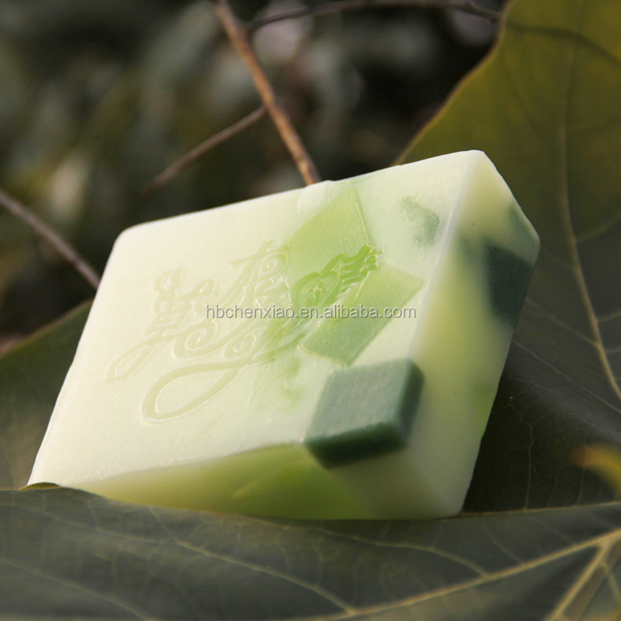 Organic eco friendly oil soap good for skin can use for face/bath/hand