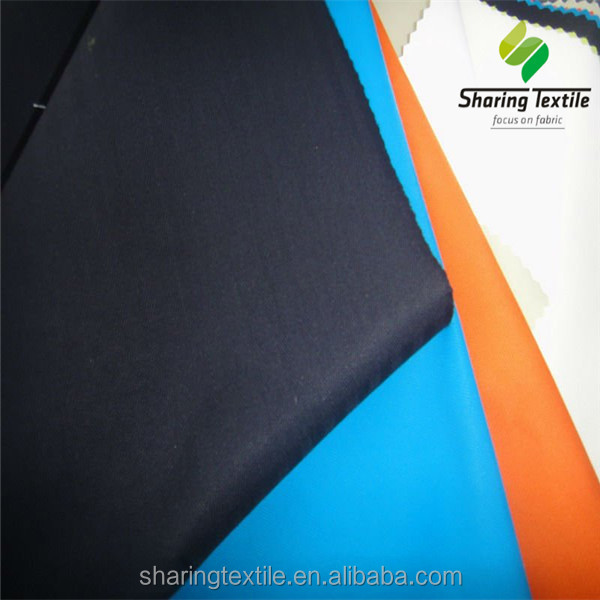 Waterproof Breathable Nylon Taslon Fabric For Jacket/Sportsware Nylon Taslon Fabric/Nylon Taslon Breathable Fabric