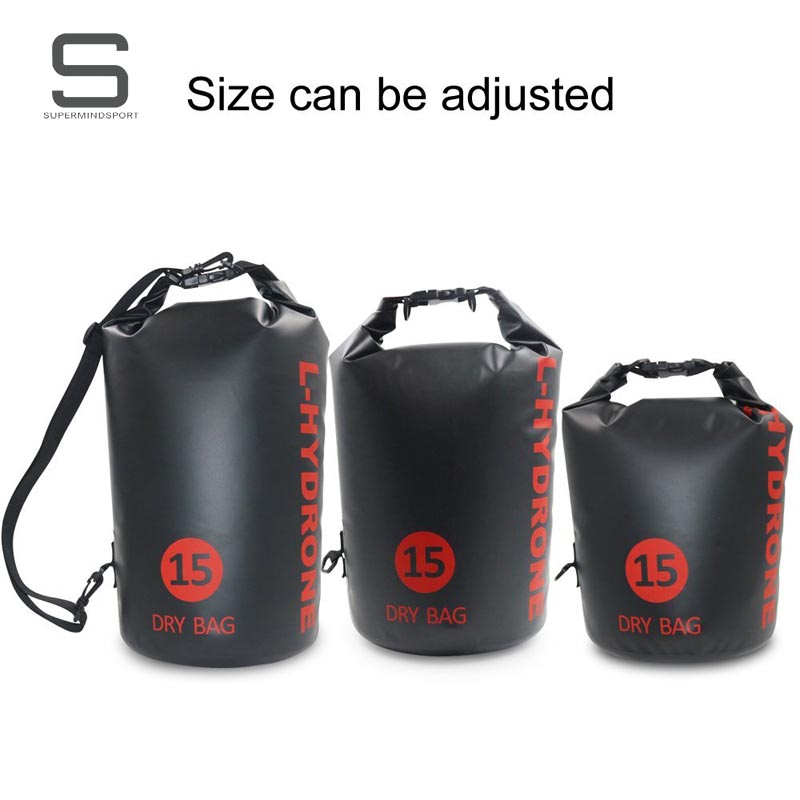 High Quality PVC Swimming water proof dry bag for packing