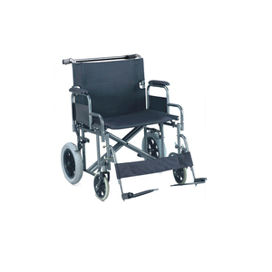 24'' Seat Width Manual Wheelchair with Small Wheel