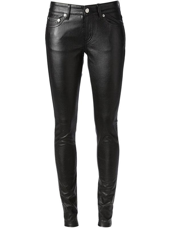 Elegant Womens Leather Jackets And Coats Genuine Leather Biker Jacket Woman