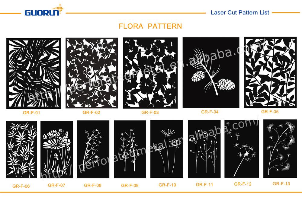 Laser Cut Corten Steel Garden Screen Buy Laser Cut