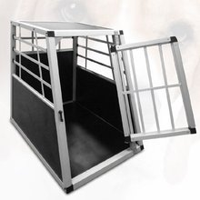 Aluminium Folding Dog Show Cage Car Transport Cage Pet Carrier