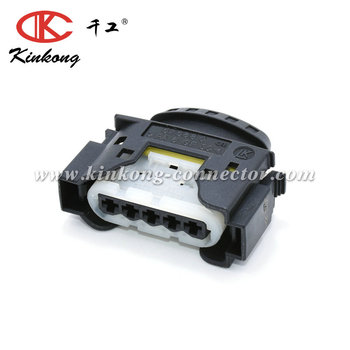 KINKONG 5 Way Female Car Electrical Waterproof SLK 280 Series Kostal Auto Connector 09 4415 52 /50290892