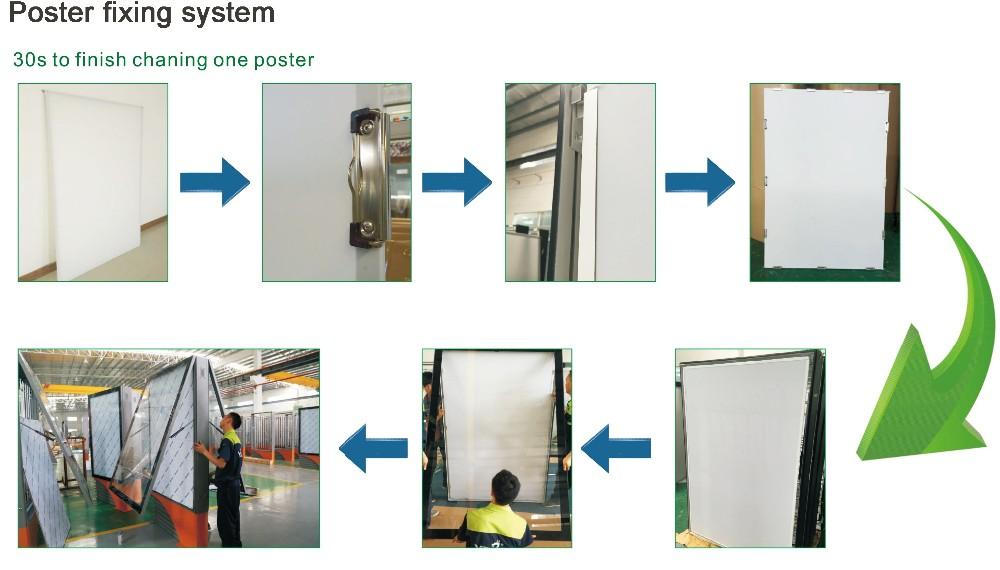 product-YEROO-Solar power advertising light box mupi-img-2