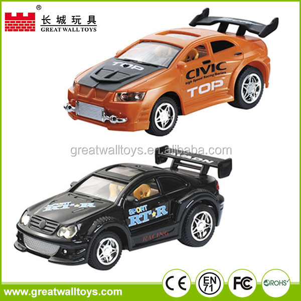 Most popular high quality OEM classic plastic car model toy for kids