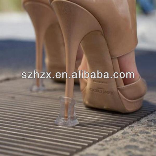 f6da100d6 fora do casamento festa de dança sapatos de salto alto salto protetores