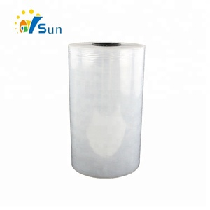 Made In China Machine Packing Use Water-proof Transparent LLDPE Stretch Film Sun Wrap