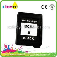 Remanufacure ink cartridge for canon BC03 ink cartridge Factory price for BJC-1000