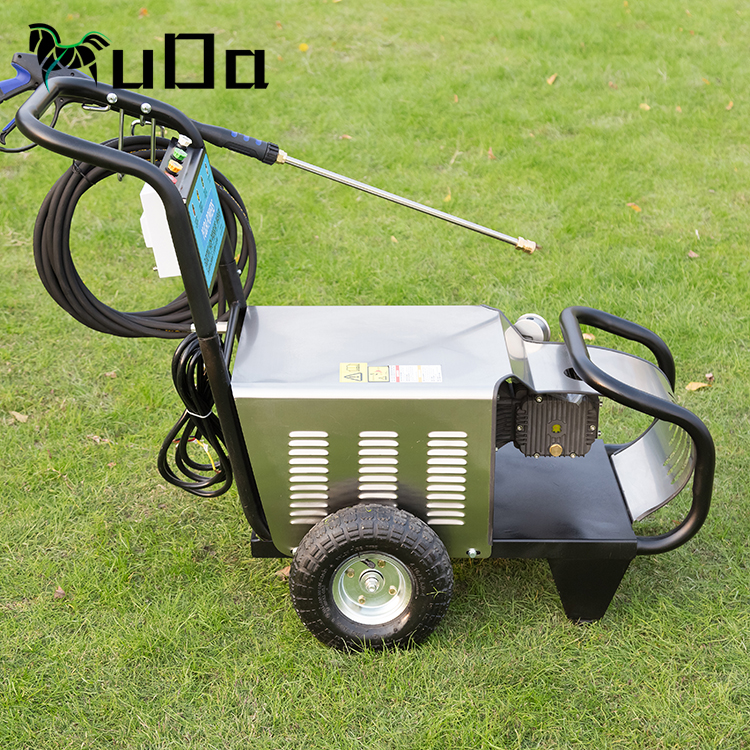 High performance 7.5KW excellent quality multi-function gas power washer