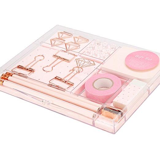 Multibey rose Gold Sticky note set