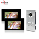 Touch Screen with Camera Apartment Doorbell