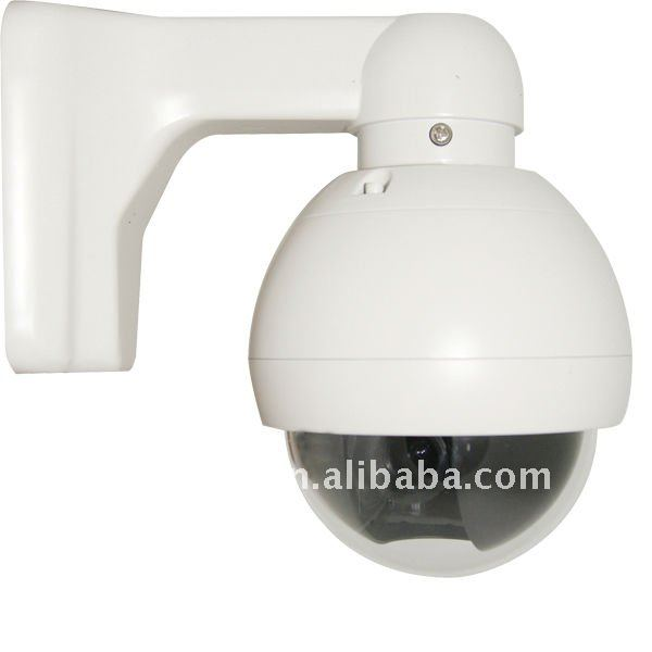"1/4"" Super HAD Sony Color CCD, 10X Zoom Lens Security Camera"