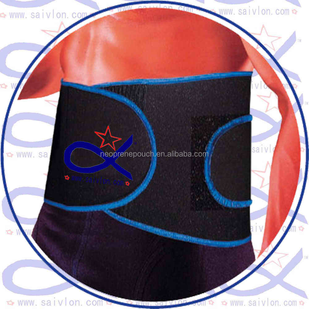 Waist Trimmer Belt Back Support Slimming Band Waist Support / Waist Trimmer