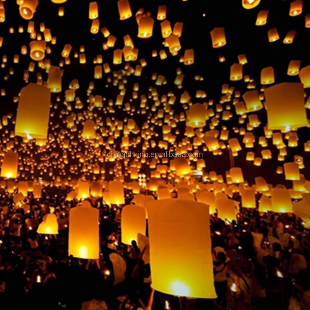 Sky Lanterns For Sale >> Paper Bamboo Sky Lanterns With Cylinder Shapes For Sale Buy Cylinder Sky Lanterns Product On Alibaba Com