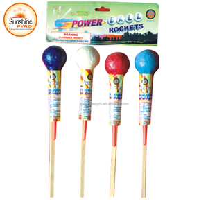 Liuyang China Factory Direct Ball Shell Rocket Fireworks