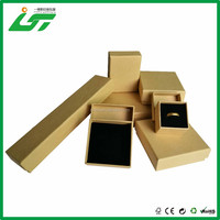 high quality custom rigid velvet jewelry packaging wedding ring gift box manufacturer