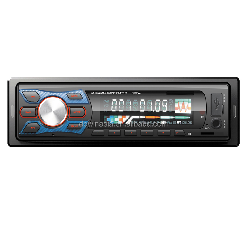 Car audio SD/USB/MP3/WMA 50*4 Auto lettore MP3