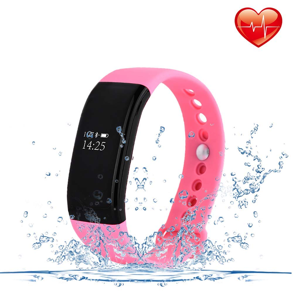Vibing [Sale Fitness Tracker, Heart Rate Monitor Activity Watch with Blood Oxygen and Blood Pressure Tracker, Step Counter, Sleep Monitor, Smart Watch for Women Men Kids