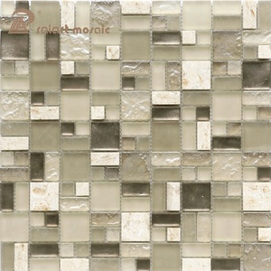 Carrara White Marble Mosaic for High Quality Fashionable Design