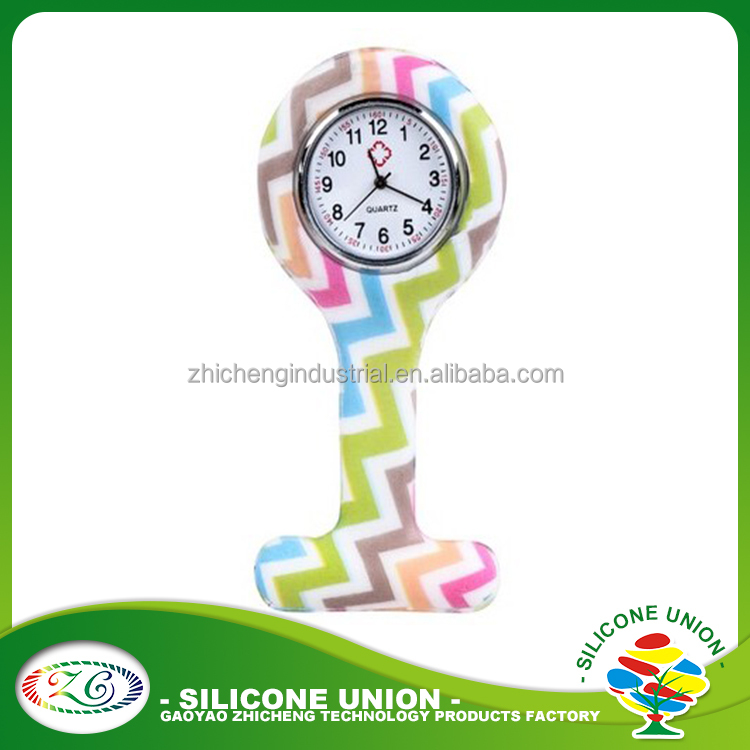 2015 New Style Wonderful Hot Sale Wholesale Silicone Watch Promotional Silicone Nurse Watch
