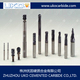 YG6X Solid tungsten carbide drill rod/tungsten carbide round rod