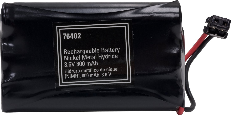 Power Gear Cordless Phone Battery, Nimh, 3.6V, 800mAh, 76402