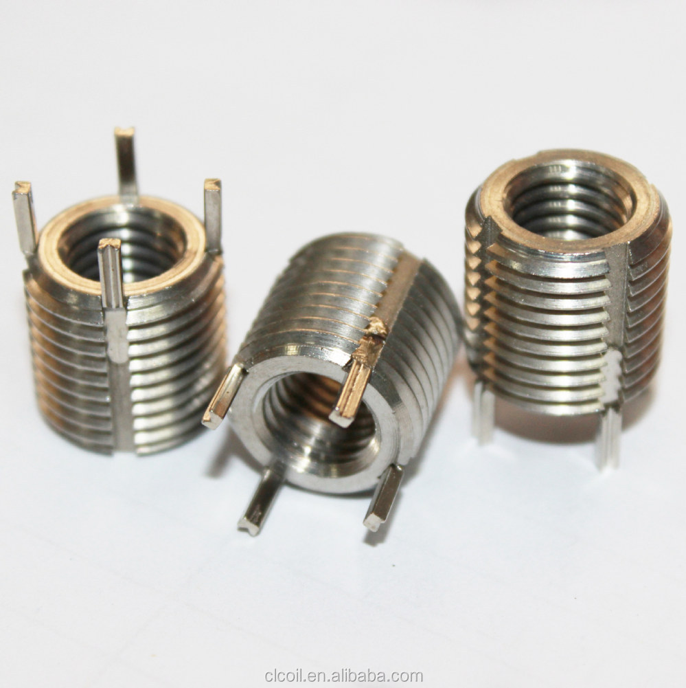 Fasteners Bronze Keensert Inserts For Aluminum