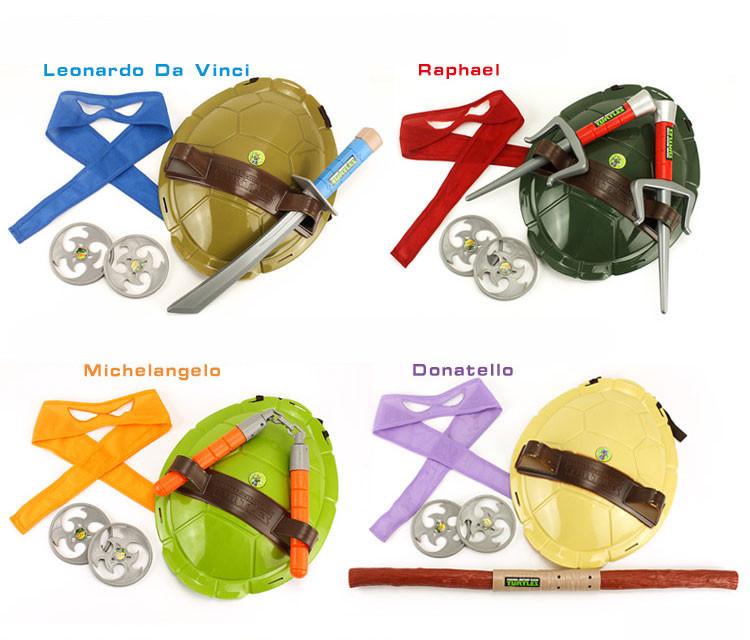Ninja Turtles Names And Weapons  Ninja Turtles N...