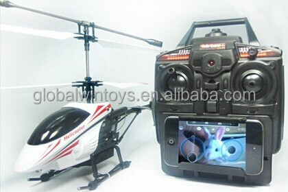 Cool Gift 352w 3.5ch Remote Control Helicopter With Camera Screen ...