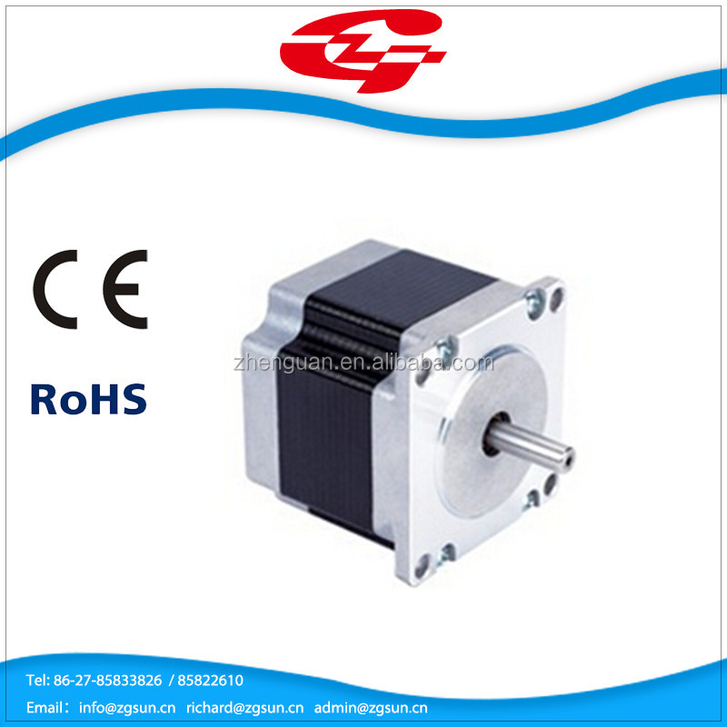 1.2 degree 57mm 3 phase Hybrid NEMA23 Stepper Motor for CNC Machine 57H3P