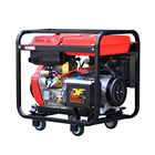 Air Generator Electric Generator Price 5KW Equal Power Air Cooled Electric Diesel Generator In China Factory