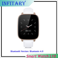 2016 New L10 Smart Watch Bluetooth SmartWatch Wearable Devices Passometer Watches Remote Camera Fitness Tracker For IOS Android