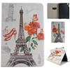 8 Patterns Customized Print Tablet Cases PC Hard Back Smart Cover for iPad Mini 2 3 4 for iPad Pro 12.9 with Magnetic Card Holde